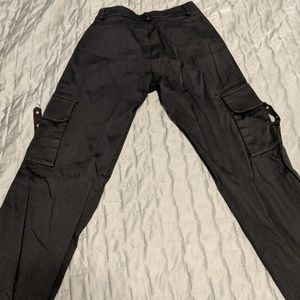 Betsey Johnson Slim Cargo Pants